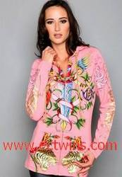 New Chrisitan Audigier and Ed-Hardy Hoodies / Jeans